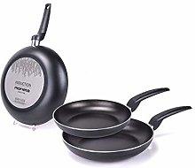 Moneta Stratomax 20+24+28 Frying Pan Set Induction