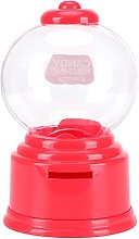 Money Bank, Candy Machine Plastic Lovely with Coin