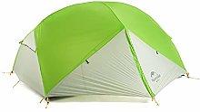Mongar 3 Season Camping Tent 20D Nylon Fabic
