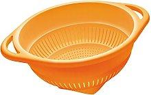 Mongarid Colander, Orange, 33.2 x 27.5 x 14 cm