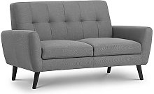 Monica Compact Retro 2 Seater Sofa