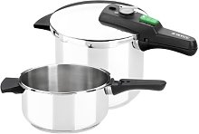 Monix Quick -Fast Pressure Cooker, Stainless
