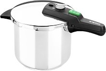 Monix Quick Stainless Steel Pressure Cooker, 22