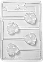 Monkey Lolly Chocolate Mould 4 Cavity (Pack of 5)