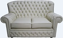 Monks Thomas Chesterfield 2 Seater Cottonseed