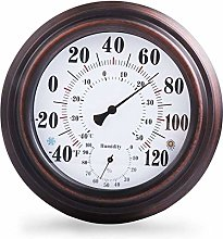 Monland Thermometer Hygrometer for Room Kitchen