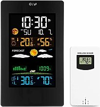 Monland Weather Station Barometer Indoor