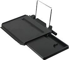 Monllack Steering Wheel Computer Rack,Car With