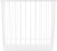 Monograph - White Storage Basket - White