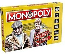Monopoly Only Fools &Amp; Horses Edition