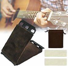 MONSIVILIA Guitar String Cleaner Gentle Microfiber