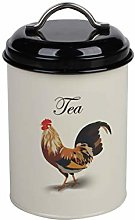 Monsoon – Airtight Tea Canister Cockerel Hen