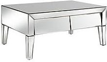 Monte Carlo Mirrored Storage Coffee Table