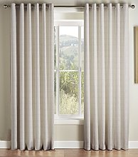Montgomery Addo Stone Lined Pencil Pleat Headed