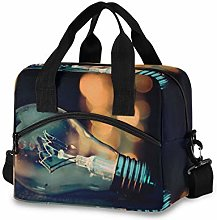 MONTOJ Reusable Thermal Cooler Bag Light Bulb