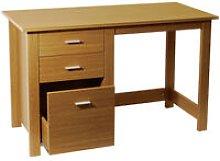 MONTROSE - Home Office Storage Desk / Workstation