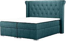 Montuno - Elegant Divan Bed with Linen Storage and