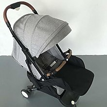 mooderff Baby Stroller Extension Footrest,