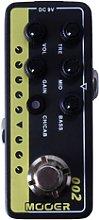 Mooer Audio - Micro Preamp 002 UK Gold 900