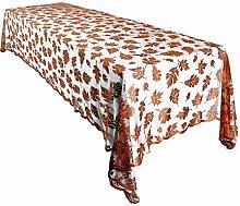 mookaitedecor Gold Large Tablecloth