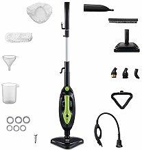Moolan Steam Mop, Floor Steamer Handheld Cleaner,