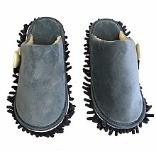 Mop Slippers 2 Pair Mop Cleaning Dusters Slippers