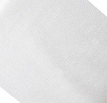 Mopec S1526.470.23 Sparkle Tape, Ivory, 470 mm x 9