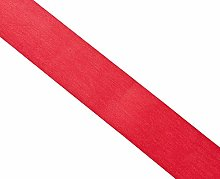 Mopec S40.40.14 Cotonet Fabric Tape, 40 mm, Red,
