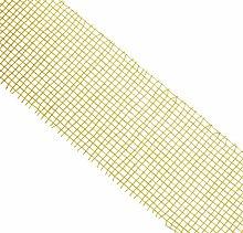 Mopec S411.80.06 Jute Ribbon, 80 mm x 20 m,
