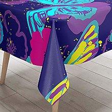 Morbuy 3D Butterfly Print Waterproof Table Cloths