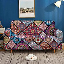 Morbuy Sofa Cover for 1 2 3 4 Seater, 3D Sofa