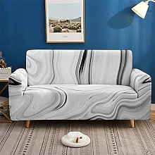 Morbuy Sofa Cover for 1 2 3 4 Seater, Marble Sofa