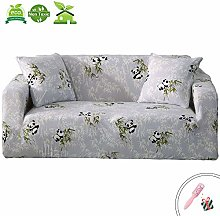 Morbuy Sofa Slipcovers Classic Home Decor Settee