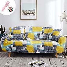 Morbuy Sofa Slipcovers Geometric Home Decor Settee