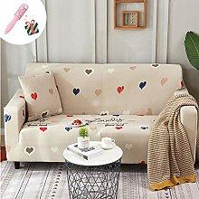 Morbuy Sofa Slipcovers Geometric Home Decor Settee