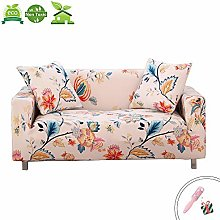 Morbuy Sofa Slipcovers Home Romantic Floral Decor