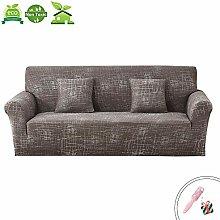 Morbuy Sofa Slipcovers Jacquard Home Decor Settee