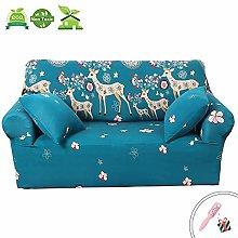 Morbuy Sofa Slipcovers Non Slip Elastic Home Decor