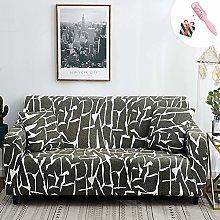Morbuy Sofa Slipcovers Non Slip Elastic Modern