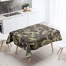 Morbuy Table Cloths Rectangle Waterproof