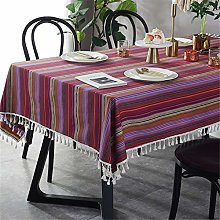 Morbuy Tablecloth Rectangular Waterproof