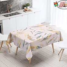 Morbuy Waterproof Table Cloths Rectangle, Stain