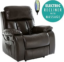 More4homes - CHESTER BROWN AUTOMATIC LEATHER