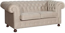 Morehouse 2 Seater Chesterfield Sofa Rosalind