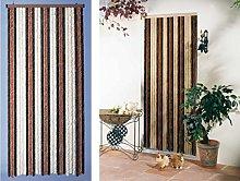 Morel Chen.Florenc.be/bro/br Door Curtain 90 x 220