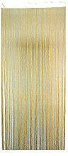 Morel Door Curtain with Multiple Threads 90 x 240