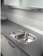 Morena 1.5 Bowl Inset/Undermount Kitchen Sink