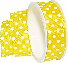 Morex Ribbon 598 Polka Dots Ribbon, Textile,