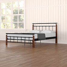 Morgantown Bed Frame Marlow Home Co.