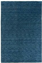 Morgenland Tapis Rug, Blue, 140x70x1.8 cm